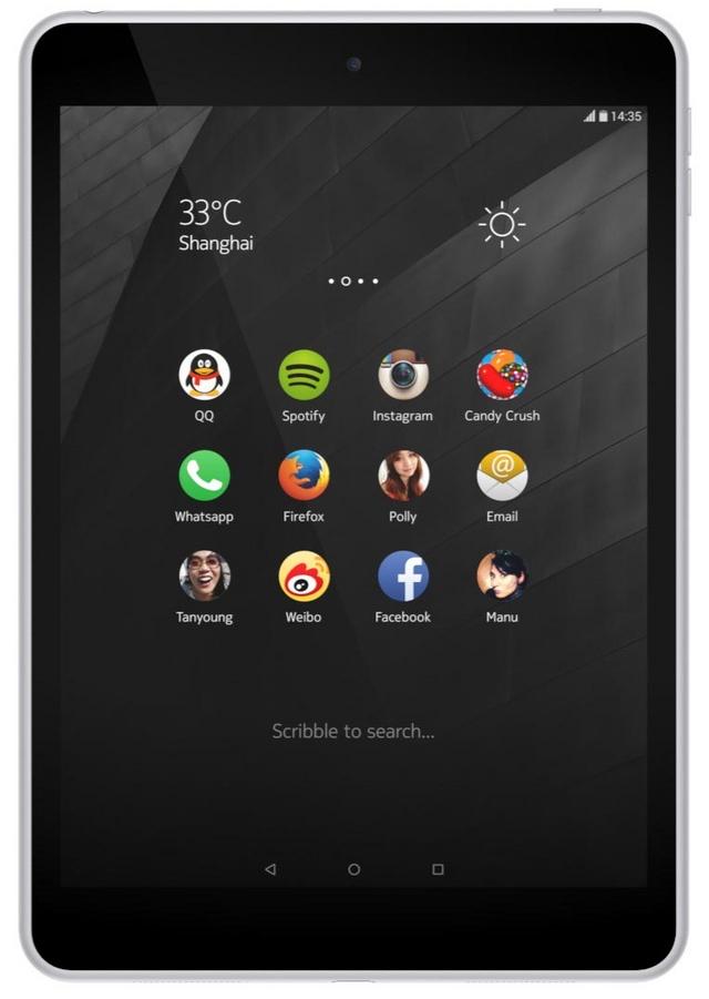 Inilah Harga dan Spesifikasi Nokia N1, Tablet Android Pertama dari Nokia