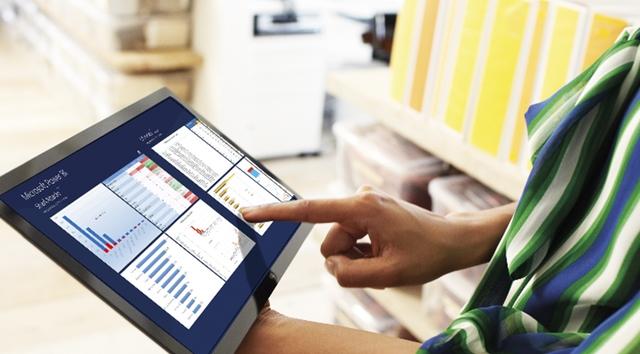 Microsoft Akan Merilis Power BI Mobile, Dimulai dari iPad dan iPhone!