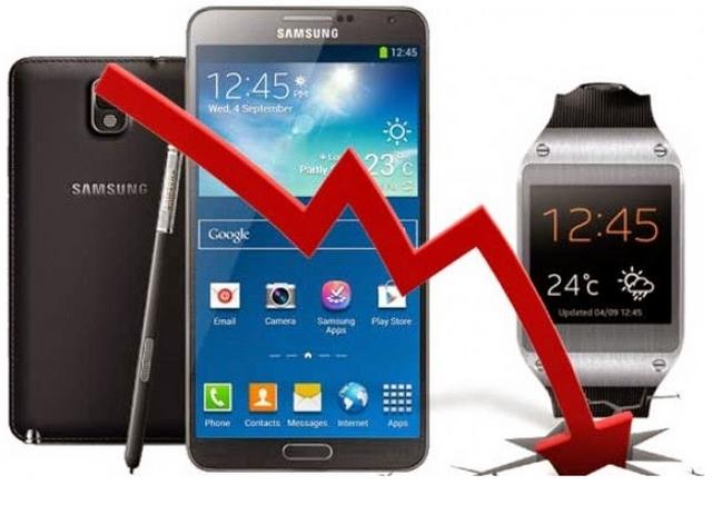 Penjualan Mulai Seret, Samsung Mengurangi Produksi Smartphone Hingga 30%