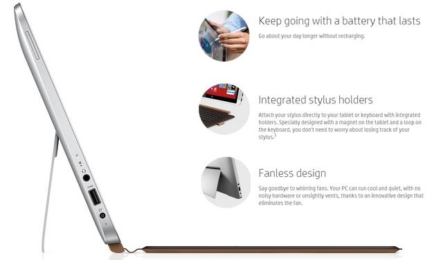 Inilah Harga dan Spesifikasi HP Envy x2, Tablet Hybrid Mirip Microsoft Surface