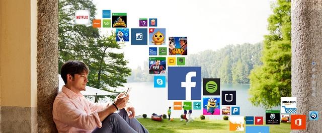 "Microsoft Mulai Memamerkan ""Unified"" Windows Store, Satu Store untuk Semua Device"