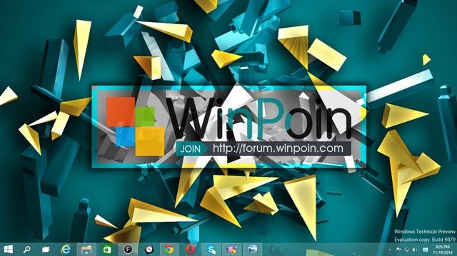Dapatkan 25 Wallpaper Eksklusif WinPoin (Karya AMD Pastrana)