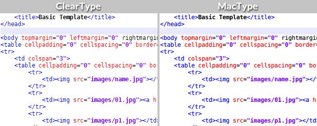 Cara Membuat Tampilan Font Windows Tampak Seperti Font Mac