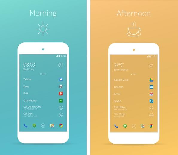 Nokia Merilis Launcher Android Keren: Z Launcher Beta