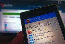 Update BBM Windows Phone, Sekarang Ada Sticker, Timed Messages & Message Retraction