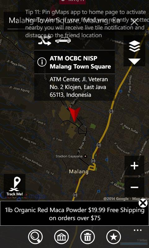 Aplikasi Peta