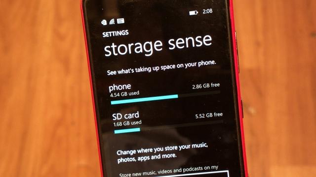 WP Build 8.10.14219.341 Memungkinkan Kamu Update Lewat SD Card