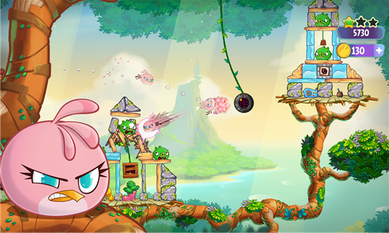 Yuk..Download Angry Birds Stella untuk Windows Phone