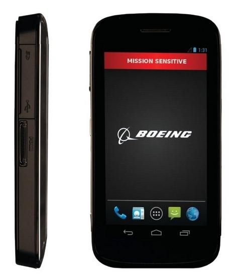 BlackBerry Bekerja Sama dengan Boeing Membuat Smartphone Ala James Bond yang Bisa Hancur Sendiri