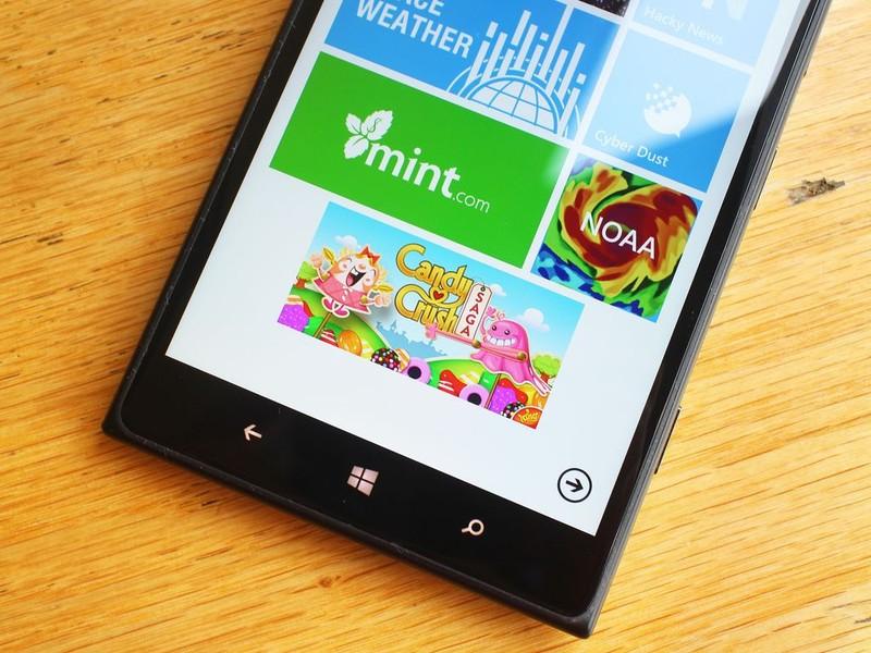 Candy Crush Saga Akhirnya Hadir di Windows Phone