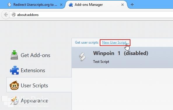 Cara Menggunakan Greasemonkey di Firefox