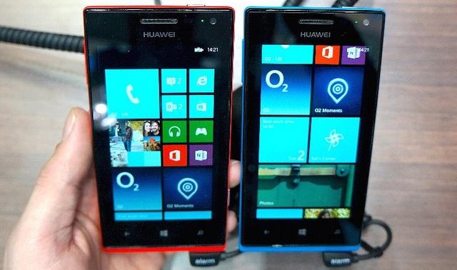 Huawei: Tidak Ada Seorangpun yang Mendapatkan Keuntungan dari Windows Phone