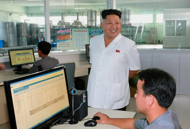 Semua Koneksi Internet di Korea Utara Mati Dalam Beberapa Jam