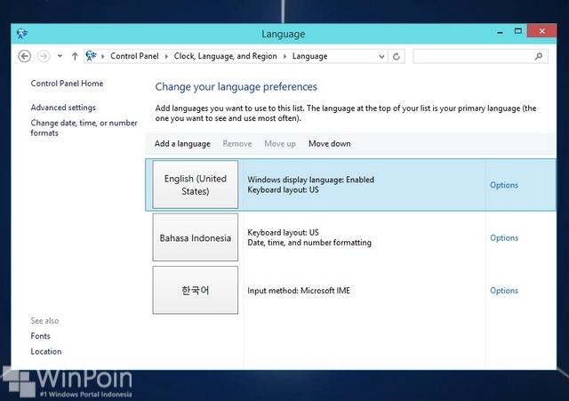 Cara Mengetik Bahasa Arab, Cina atau Karakter Unik di Windows