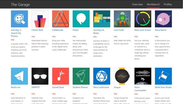 5 aplikasi dan layanan online gratis dari microsoft yang for Designer di garage online gratuito
