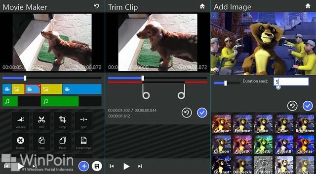 Giveaway: Movie Maker 8.1 untuk Windows Phone Gratis Untuk Sekarang!