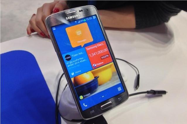 Samsung Merilis SmartPhone Ber-OS Tizen untuk Bersaing dengan Lumia 535