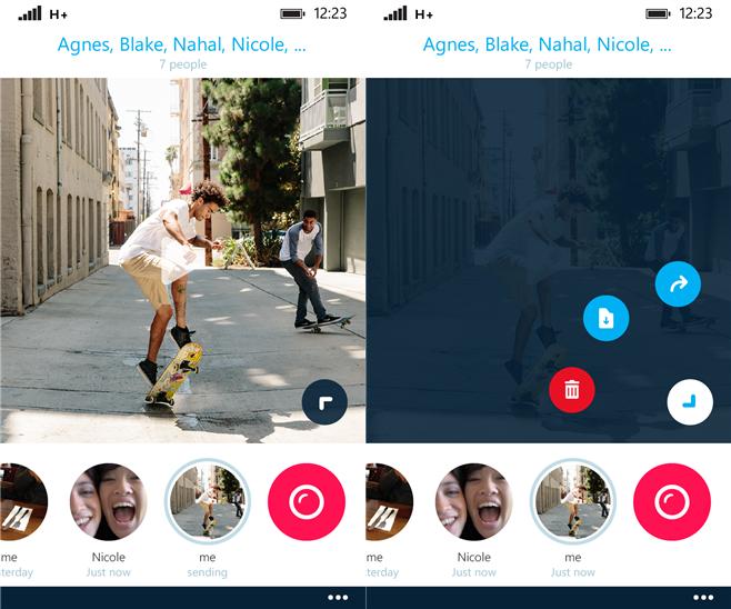 Update Skype Qik, Kini Kamu Bisa Menyimpan dan Membagikan Pesan Video