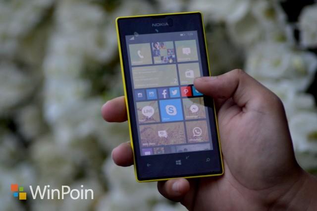 Update Skype Windows Phone, Tampilan Emotion Lebih Besar