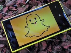 Semua Aplikasi Snapchat di Windows Phone Store Hilang