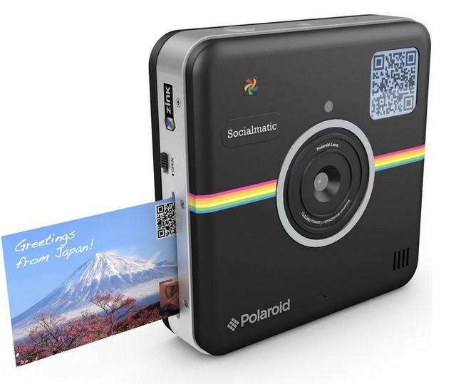 kamera ini langsung memiliki printer dan akses ke sosmed favorit kamu. Jadi setelah jeprat-jepret foto, kamu bisa langsung share ke sosmed atau langsung saja print foto tersebut.