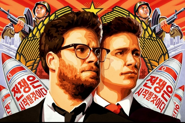 "Inilah Trailer Film The Interview yang Membuat Hacker ""Korea Utara"" Mengamuk"