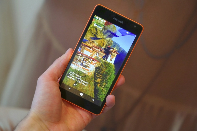 Microsoft Merilis Update untuk Memperbaiki Masalah di Touchscreen Lumia 535