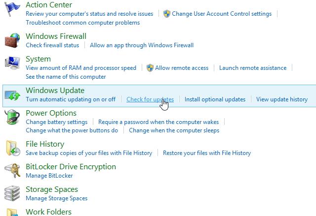 Cara Update Windows 8.1