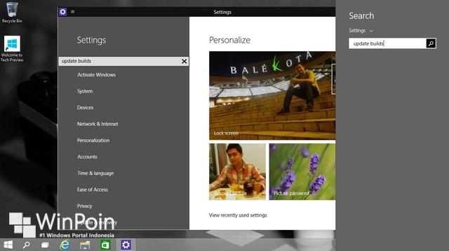 Inilah Fitur Baru di Windows 10 Preview Build 9888 (Review Eksklusif)