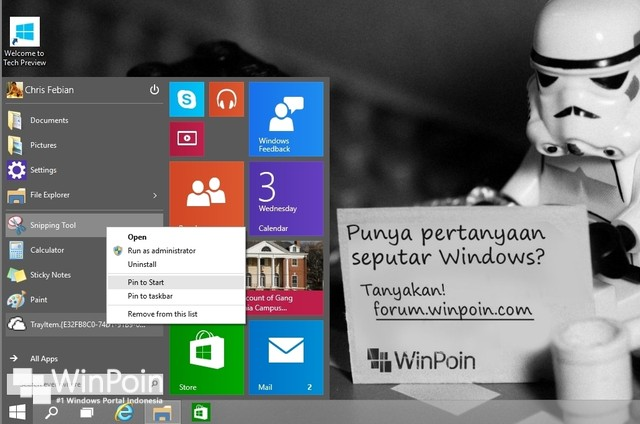 Inilah Fitur Baru di Windows 10 Preview Build 9888 (Review Eksklusif)