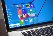 Windows 10 Build 9888 Bocor di File Sharing