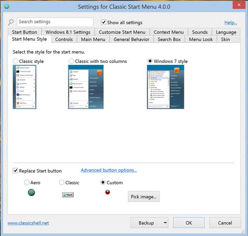 Inilah Cara Mengubah Tampilan Windows 8 atau 8.1 Seperti Windows 7 atau XP