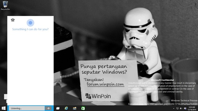 Windows 10 Build 9901 Membuat 3 Partisi Ekstra Ketika Diinstall