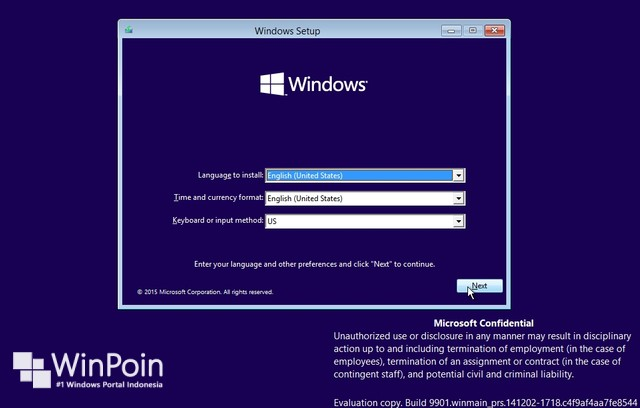 ... Windows 8.x. (Baca: Tutorial Lengkap Cara Install Windows 8 Beserta