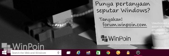 Windows 10 Build 9901 Mengalami Banyak Perombakan Tampilan