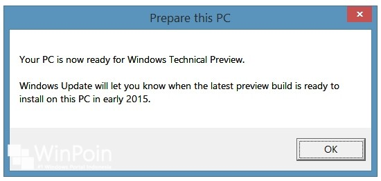 Windows 10 Upgrade Tool