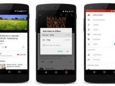 Karena Internet di Indonesia Lambat dan Mahal, Google Merilis Fitur Offline View di YouTube Mobile