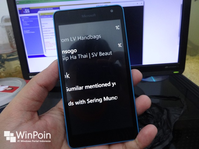 how to record call in lumia 535