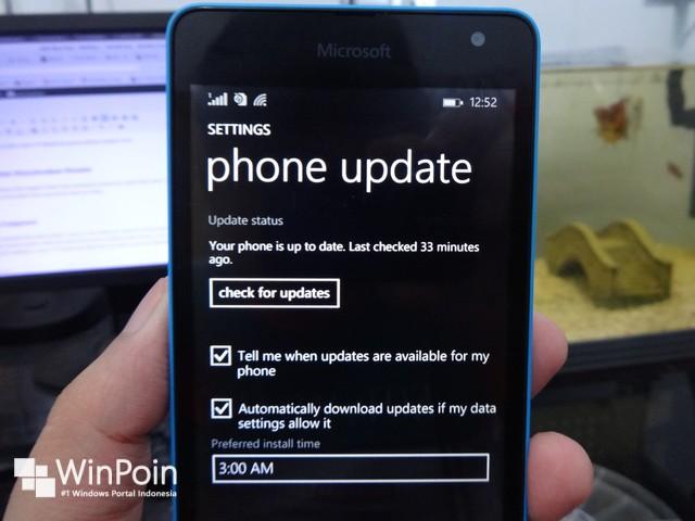 5 Alasan Kenapa Kamu Sebaiknya Tidak Membeli Lumia 535 (Review)