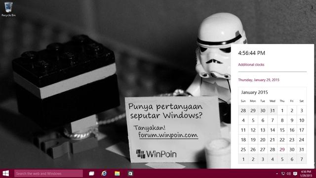 Windows 10 Punya Calendar Baru yang Tersembunyi, Inilah Cara Mengaktifkannya