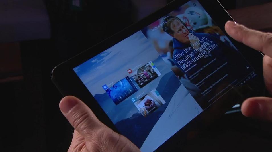 Seperti Inilah Kecanggihan Windows 10 untuk Tablet