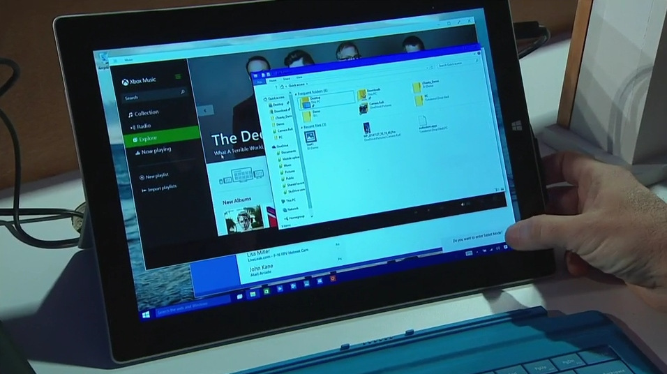 Seperti Inilah Cara Kerja Continuum untuk Memuaskan Pengguna Windows 10