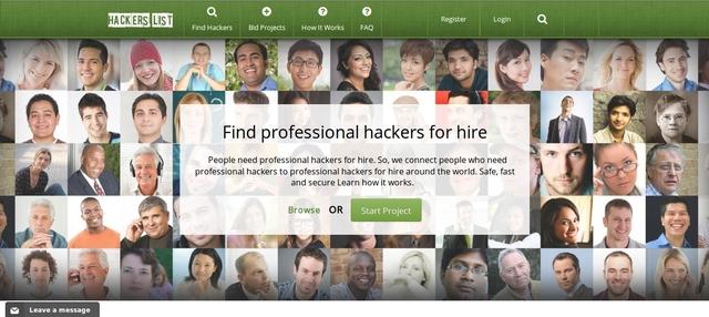 Disini Kamu Bisa Menyewa Hacker untuk Melakukan Hal-Hal yang Kamu Inginkan
