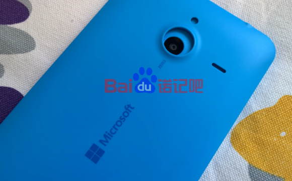 Inikah Tampilan Belakang Microsoft Lumia 1330??