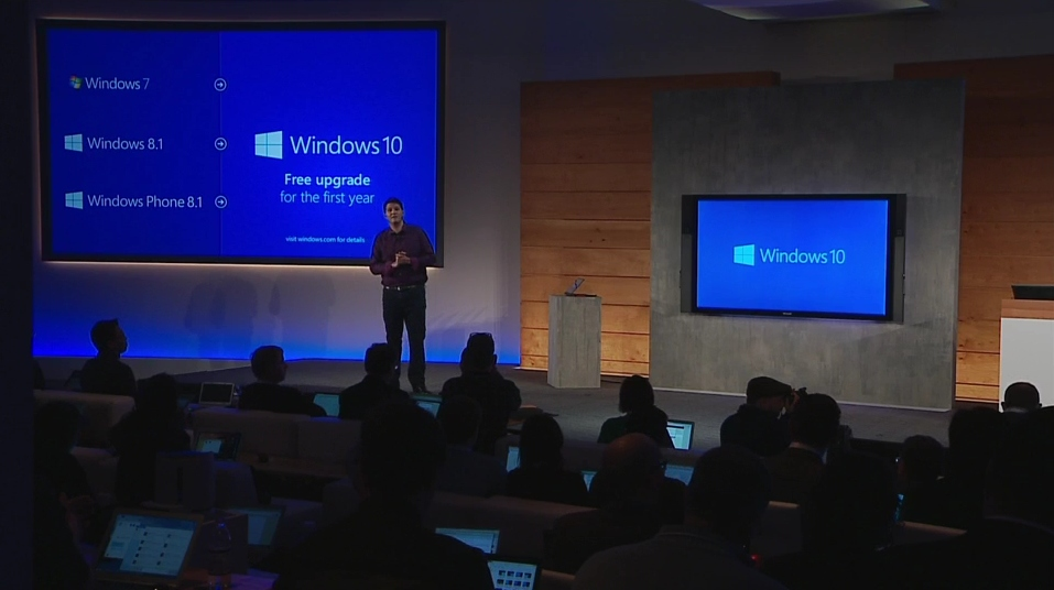 Windows 10 Gratis Bagi Pengguna Windows 7, Windows 8.1, dan Windows Phone 8.1
