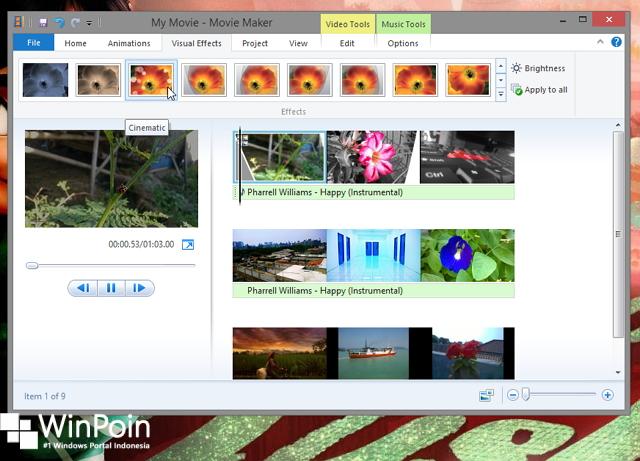 Cara Membuat Slide Video Dengan Windows Movie Maker | Apps Directories