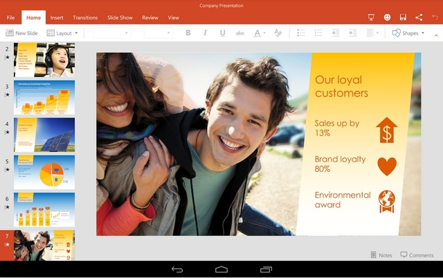 Inilah Link Download Microsoft Office Preview untuk Android