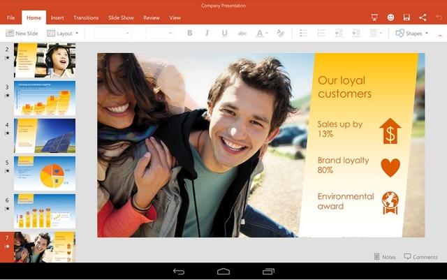 Inilah Link Download Microsoft Office Preview untuk Android