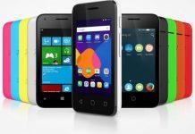 Alcatel Pixi 3: Smartphone yang Berjalan di 3 OS (Android, Firefox OS, dan Windows Phone)