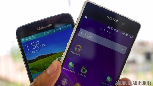 Pangsa Pasar Smartphone Samsung dan Sony Terus Menurun